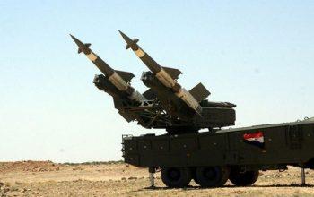 ارتش سوریه جنگنده F16 رژیم اسرائیل را سرنگون کرد