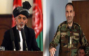 هیچ توافقی میان فرستادههای ارگ و عطامحمد نور صورت نگرفته است