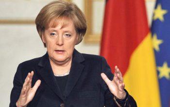 مرکل: نظامیان آلمانی یکجا با آمریکایی ها در افغانستان حضور خواهند داشت