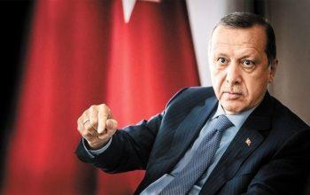  اردوغان خطاب به رییس جمهور فرانسه: که هستی که بخواهی میانجیگری کنی؟