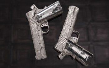 لوکسترین سلاح دستی جهان 4،5 میلیون دالر قیمت دارد