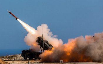 شلیک موشک بالستیک به سمت یک پایگاه نظامی عربستان از سوی یمن