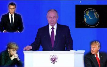 سخنرانی پوتین باعث وحشت رهبران بلوک غرب شد