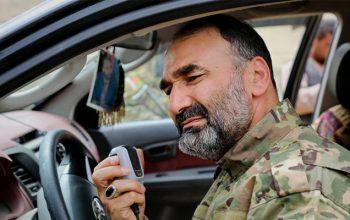 عطامحمد نور: تصمیم نهایی در خصوص مذاکرات با ارگ را حزب جمیعت و رهبر حزب صلاح الدین ربانی میتواند بگیرد