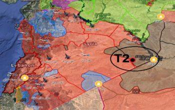 گروه تروریستی داعش ایستگاه نفتی T2را در شهر دیرالزور تصرف کردند