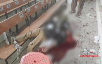 انفجار در ساحه حوزه 13 امنیتی کابل 1 زخمی بر جا گذاشت