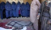 یک زن در ولایت بدخشان سر بریده شد