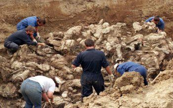 گور دسته جمعی داعشیان در سوریه کشف شد