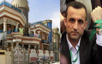 امرالله صالح از راز ویلاهای شیرپور پرده برداشت و غرب کابل را نشانه گرفت