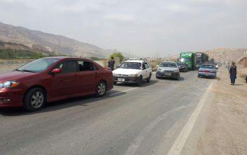 شاهراه کابل-شمال به روی ترافیک باز شد