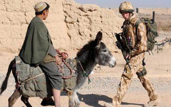«آمریکا در بخش توسعه اقتصادی افغانستان ناکام بوده است»