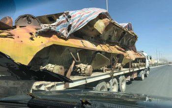 کارمندان ارشد دولتی آهن آلات داغمه را به پاکستان قاچاق میکنند