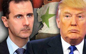 ترامپ به رییس جمهور سوریه توهین کرد