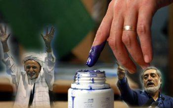 رییس جمهور غنی برای انتخابات ریاست جمهوری آینده کمپاین میکند