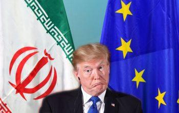 آمریکا با اعمال فشار بر اروپا در پی تحریم ایران