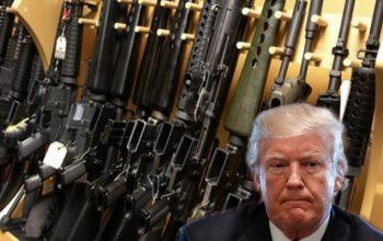 ترامپ نه دیموکرات است و نه جمهوری خواه، فقط منطقه ناامن میسازد تا صنعت فروش سلاح را گسترش دهد