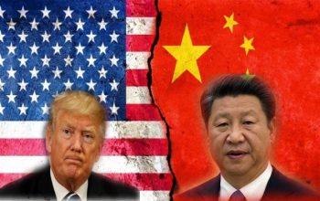 ترامپ : آمریکا جنگ تجاری را با چین باخته است