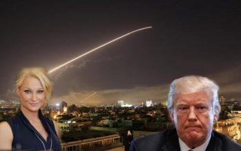 حمله ناکام آمریکا به سوریه بخاطر پنهان کردن رسوایی اخلاقی ترامپ و… اتفاق افتاد