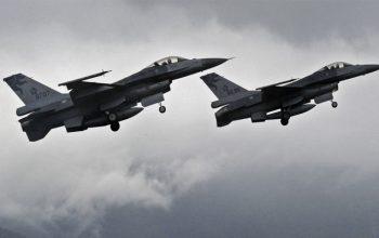 جت های جنگی پاکستان حریم هوایی افغانستان را نقص کرد