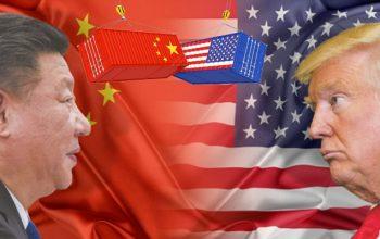 جنگ اقتصادی چین و آمریکا دورنمای اقتصاد جهان را تهدید میکند