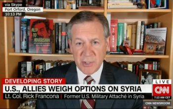 جنگ آمریکا و روسیه در سوریه محتمل است