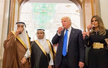 تجاوز غربیها در روز مبعث حضرت پیامبر «ص» به سوریه با پول و حمایت عربستان