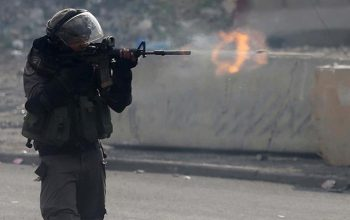 تفریح نظامیان رژیم اسرائیل کشتن فلسطینها در مرز غزه است
