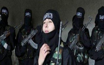 19زن به اتهام همدستی با گروه تروریستی داعش در عراق به حبس ابد محکوم شدند