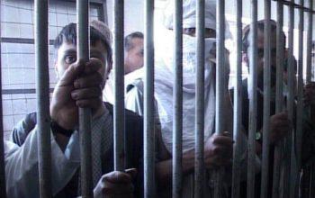 171 زندانی به مناسبت «8 ثور» از زندان پلچرخی آزاد شدند