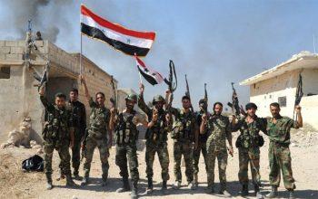 اعضای گروه تروریستی داعش از منطقه حجرالاسود در دمشق فرار کردند