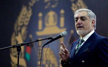 عبدالله: نیروهای امنیتی را ما به کشتار دادیم