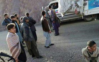 دزدان مسلح اموال 200 مسافر را در مسیر کابل – غور به سرقت بردند