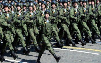قدرتمندترین نیروهای نظامی در سال 2030 کدام کشورها استند؟