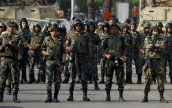 مصر به سوریه نیروی نظامی میفرستد