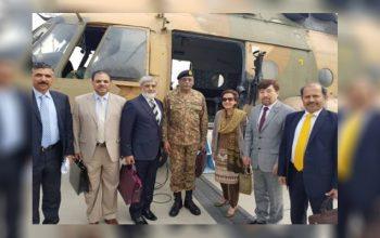 هیات اعزامی وزارت امور خارجهای پاکستان وارد کابل شد