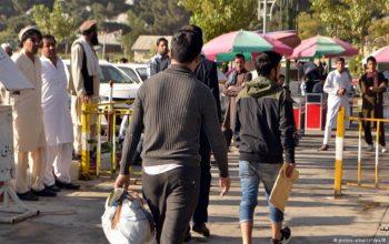 نزدیک به 7 هزار پناهجوی غیر قانونی افغانستان از ترکیه اخراج شد