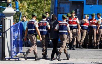 دستگیری بیش از 80 تن به اتهام همکاری با فتح الله گولن در ترکیه