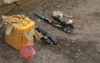 از وقوع یک حمله انتحاری در کابل جلوگیری شد