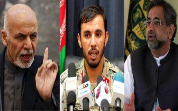نخست وزیر پاکستان از حکومت وحدت ملی خواسته که «جنرال رازق را برکنار کنید»