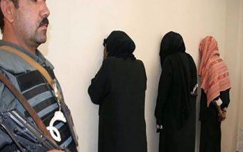 پولیس تخار دو زن را به اتهام قاچاق مواد مخدر بازداشت کرد