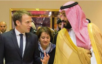 کنت راث به رییس جمهور فرانسه گفت « از بن سلمان فاصله بگیر»