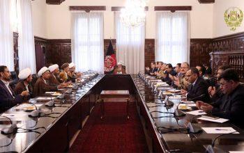 اقدام شورای علمای شیعه باعث شد که حوزه امنیتی 14 در غرب کابل ایجاد شود