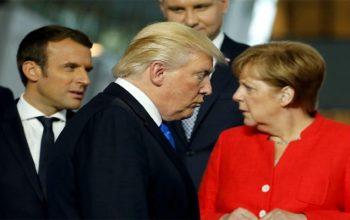 ترامپ در تلاش لغو برجام با حمایت آلمان و فرانسه
