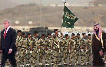 آمریکا در پی دخیل ساختن کشورهای عربی در جنگ سوریه