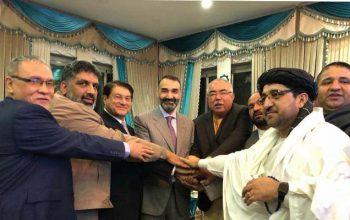 ایتلاف ملی به زودی در کابل اعلام موجودیت میکند