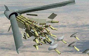 عربستان در جنگ یمن از بمبهای خوشهای استفاده میکند