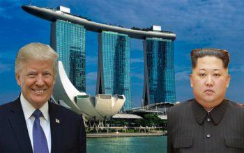 ترامپ و کیم جونگ اون «ماه جوزا» در سنگاپور با هم دیدار میکنند