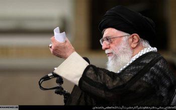 آیت الله خامنهای در مورد برجام به عهد و پیمان اروپا باور ندارد