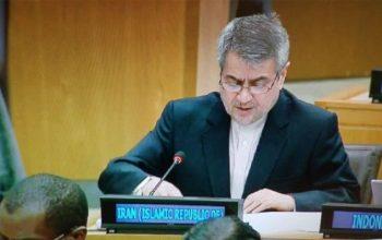 ایران: باید کشور های اسلامی برای حمایت از فلسطین بسیج شوند
