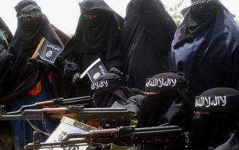 رسوایی اخلاقی اعضای گروه تروریستی داعش در سوریه